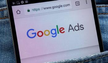 Google ads em tablet